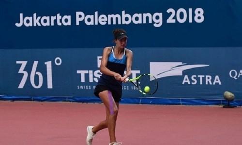 Казахстанка уступила в финале международного турнира серии ITF в Парагвае