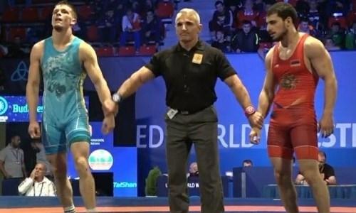 Казахстанец стал бронзовым призером ЧМ-2019 до 23 лет по греко-римской борьбе