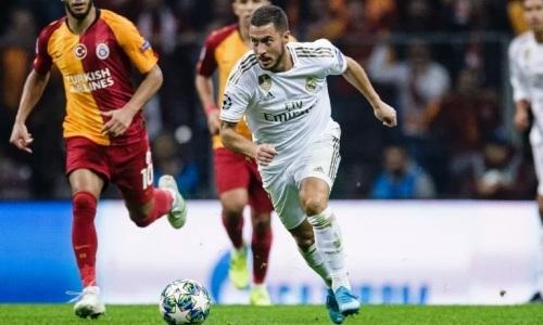 Реал Мадрид - Галатасарай 6 ноября трансляция