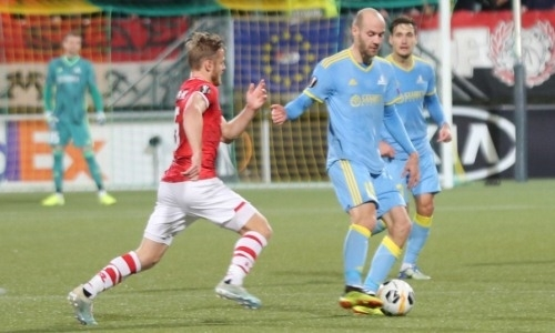 Прямая трансляция матча Лиги Европы «Астана» — «АЗ Алкмар»