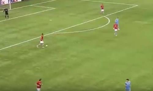 Видео голов матча Лиги Европы «Астана» — «АЗ Алкмар» 0:5
