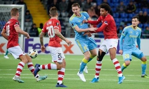 «Так же, как и в Гааге, — они просто сдались». Футболист «АЗ Алкмар» определил ключевой момент в разгроме «Астаны»