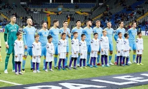 «Астана» после разгрома от «АЗ» установила ряд антирекордов