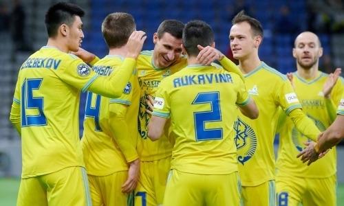 «Qazsport» покажет прямую трансляцию матча Премьер-Лиги «Астана» — «Иртыш»