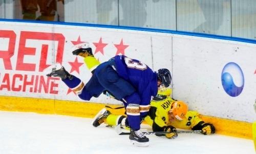 Букмекеры не определили победителей матча ВХЛ «Торпедо» — «Сарыарка»