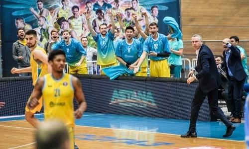 Анонс матча ВТБ «Астана» — «Цмоки-Минск»