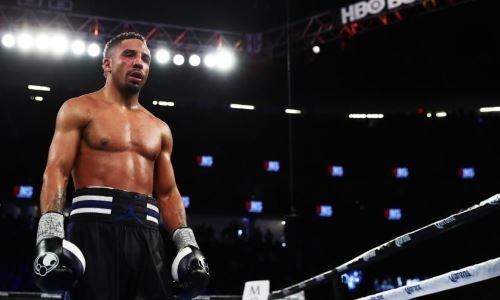 Уорд сделал финальное заявление о возвращении на ринг ради боя с «Канело»
