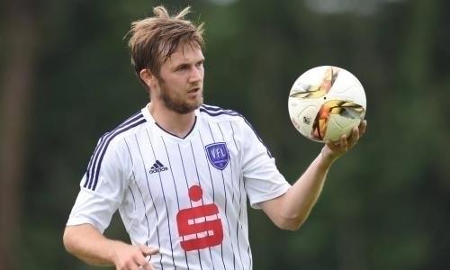 Немецкий клуб защитника сборной Казахстана обыграл пятикратного чемпиона страны