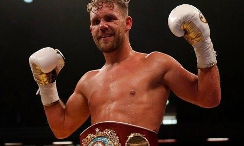 Сондерс победой нокаутом дебютировал в США и защитил титул чемпиона мира WBO