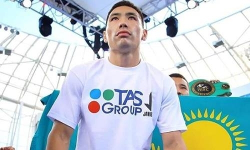 Алимханулы высказался о яркой победе нокаутом и защите титулов WBC и WBO