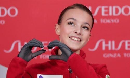 Российская фигуристка выиграла второй этап Гран-при после снятия Турсынбаевой