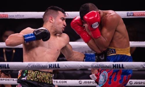 Бой за титул WBA завершился страшным ударом в челюсть. Видео убийственного нокаута