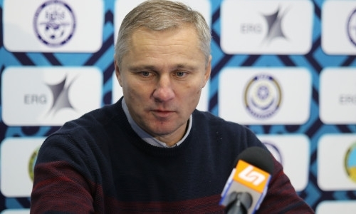 «В Казахстане команды больше разрушают, чем создают». Наставник «Иртыша» поздравил «Астану» с чемпионством