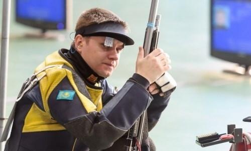 Казахстанский стрелок на чемпионате Азии завоевал олимпийскую лицензию