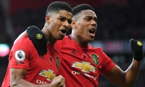 «Манчестер Юнайтед» перед «Астаной» победил в АПЛ и продлил беспроигрышную серию
