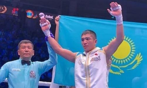 Непобежденный казахстанский боксер сразится против африканца с 19 победами в Дубае