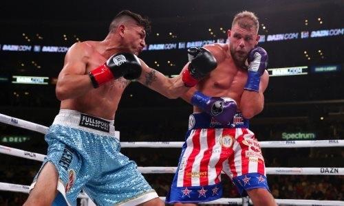 Сондерс назвал соперника на случай срыва боя с «Канело»