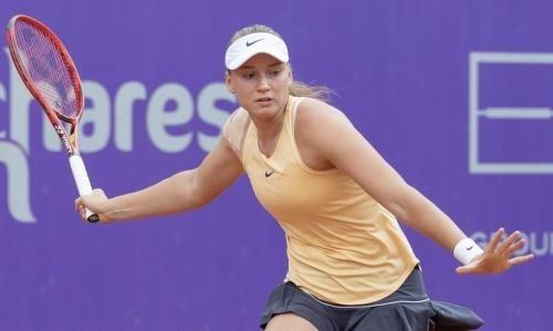 Казахстанская теннисистка обновила личный рекорд рейтинга WTA