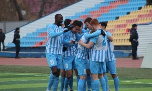 Какой клуб одержал больше всех крупных побед в Первой лиге-2019