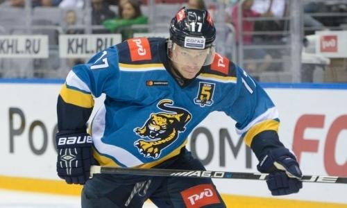 Клуб КХЛ подписал нападающего перед матчем с «Барысом»