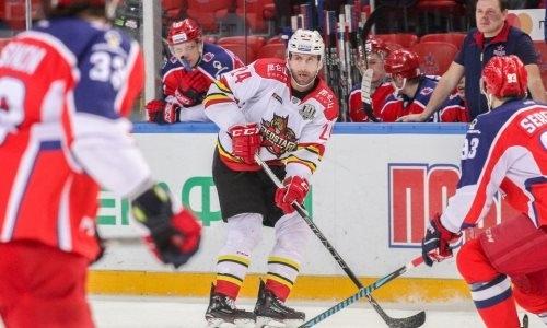 Российский клуб усилился канадскими хоккеистами перед матчем КХЛ с «Барысом»