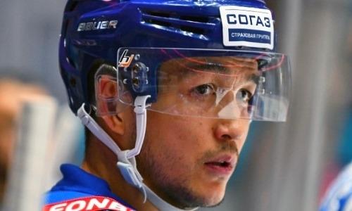 Жайлауов вернулся в состав «Номада»