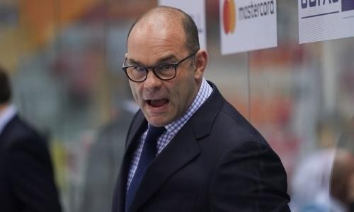 «Мы играли лучше». Наставник клуба КХЛ никак не может смириться с поражением от «Барыса»