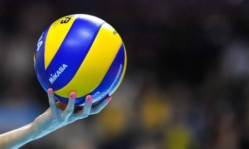 Результаты стартового игрового дня первого тура чемпионата Казахстана среди женских команд