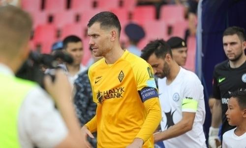 «Нужно делать операцию». Наставник европейской сборной рассказал о травме игрока «Кайрата»