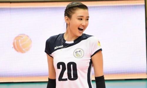 Одна из самых красивых спортсменок Казахстана показала видео зажигательного танца в раздевалке