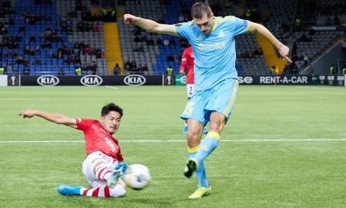 Стал известен самый незаменимый футболист «Астаны» в КПЛ