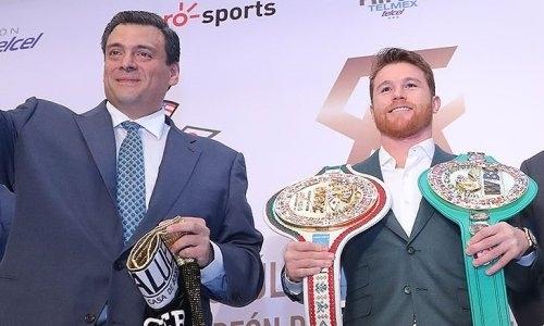 Ничего себе. WBC сделал громкое заявление овлиянии Головкина накарьеру «Канело»
