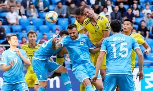 Худшая сборная мира назвала состав надомашний матч против Казахстана врамках отбора кЕВРО-2020