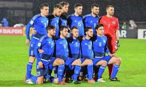 Сборная Сан-Марино назвала состав на матч отбора ЕВРО-2020 с Казахстаном