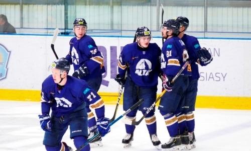 Букмекеры не определили победителя матча МХЛ «Алтай» — «Спутник»