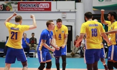 Определились соперники сборной Казахстана в борьбе за олимпийскую лицензию