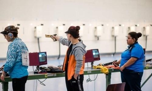 Казахстанцы взяли ещё четыре медали на чемпионате Азии по спортивной стрельбе