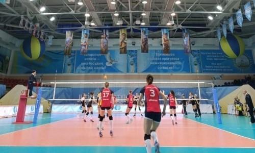 Результаты второго игрового дня первого тура чемпионата Казахстана среди женских команд
