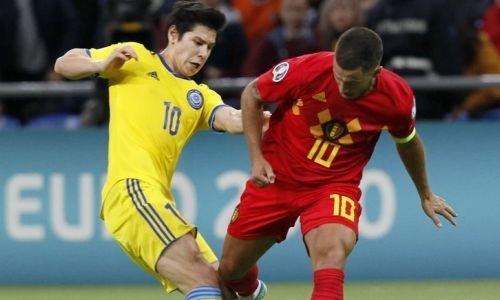 Футболист «Кайрата» и сборной Казахстана заинтересовал гранда европейского чемпионата