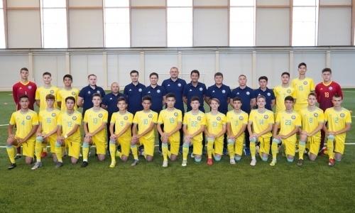 Юношеская сборная Казахстана пропустила пять безответных голов на старте отбора ЕВРО-2020