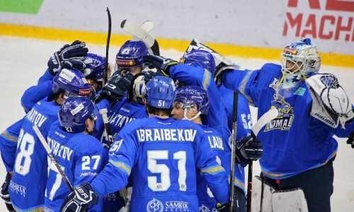 Стало известно об изменении времени начала матча ВХЛ с участием казахстанской команды