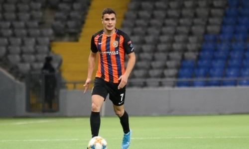 Полузащитник молодежной сборной Казахстана может перебраться в РПЛ
