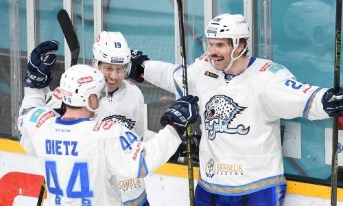 Букмекеры оценили шансы «Барыса» одержать вторую подряд победу на выезде в матче КХЛ