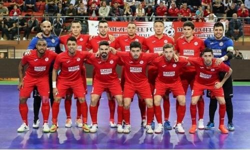 Опубликована заявка «Кайрата» на матчи элитного раунда Лиги Чемпионов