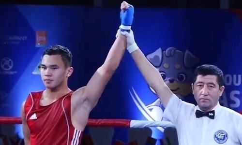 Сколько казахстанских боксеров уже гарантировало себе медали молодежного чемпионата Азии