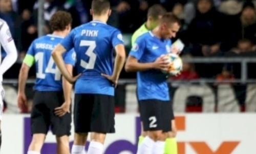 Сборная Украины понесла потери перед матчами сСербией иЭстонией