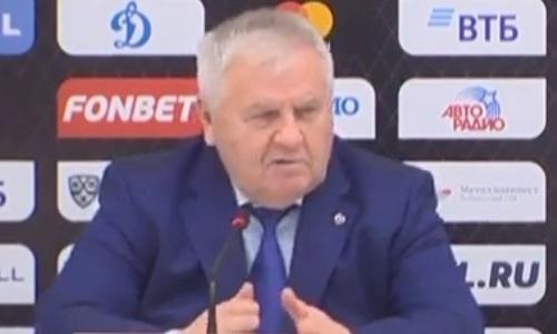 «Всё встало на свои места». Тренер «Динамо» назвал ключевые факторы в победе над «Барысом»