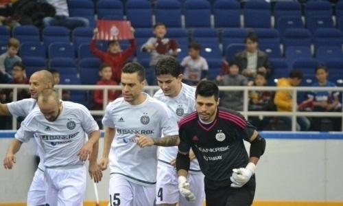 «Кайрат» всухую проиграл российскому клубу в первом товарищеском матче
