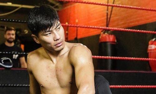 «Нокаутируй его, чемпион!» Казахстанский боксер ответил на обращение Джошуа и пожелал ему победы в рематче с Руисом