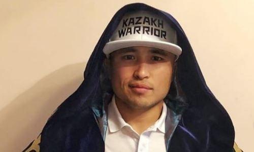Небитый «Казахский воин» с титулом чемпиона Азии определился со сроком возвращения на ринг